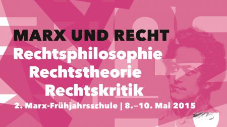Marx und die Kritik des Rechts