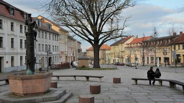 Karl-Marx-Strasse, Bad Freienwalde