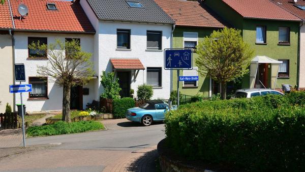 Karl-Marx-Strasse, Sulzbach/Saar