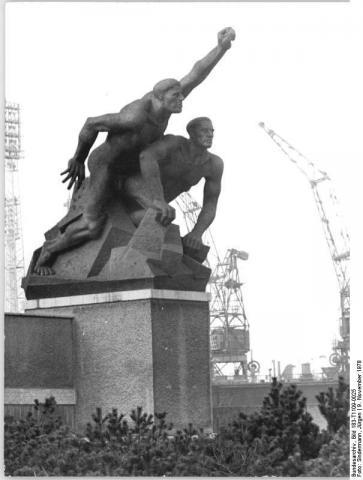 Rostock, Gedenkstätte für Revolutionäre Rote Matrosen