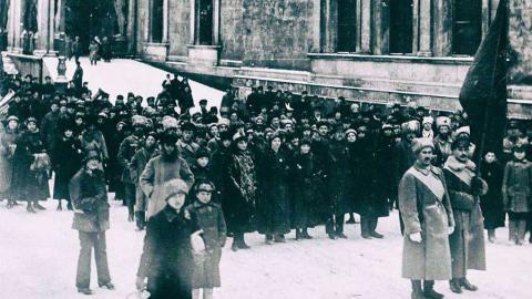 2. Jahrestag der Oktoberrevolution, 1919