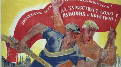 Der Weg zum Oktober und zur Weltrevolution!