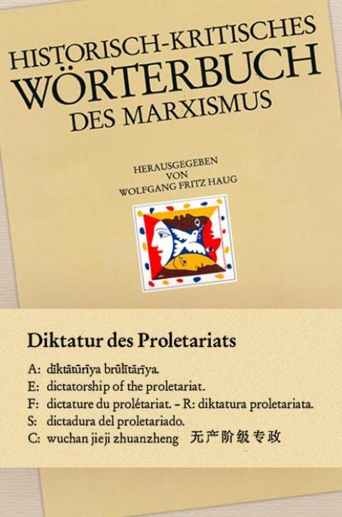 HKWM – Diktatur des Proletariats