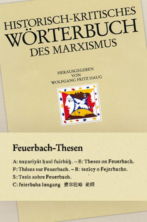 Feuerbach Thesen